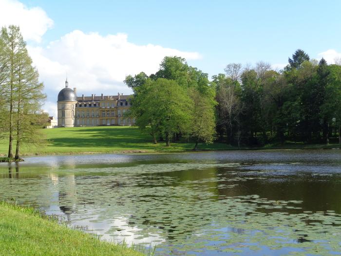 Journées du patrimoine 2019 - Visite du Château et des Jardins de Digoine