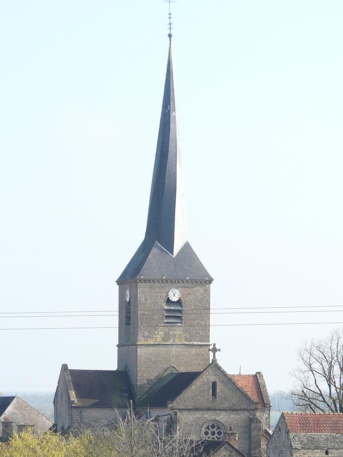 Journées du patrimoine 2020 - Découvrez l'église et son clocher tors