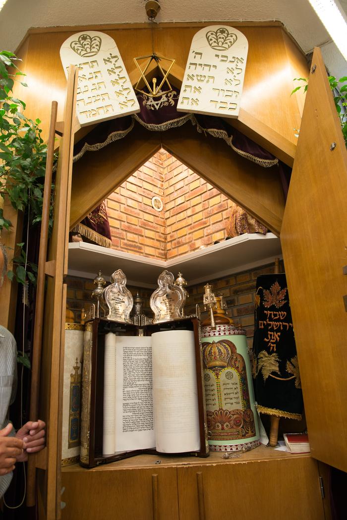 Journées du patrimoine 2019 - Au cœur de la Synagogue