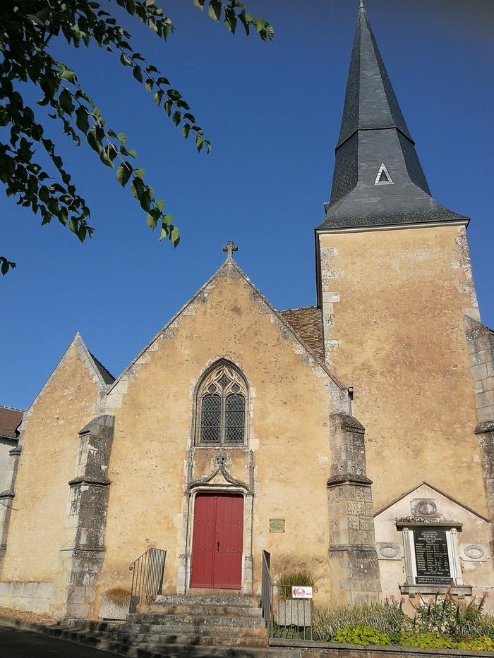 Journées du patrimoine 2020 - Découverte du patrimoine religieux du Vairais