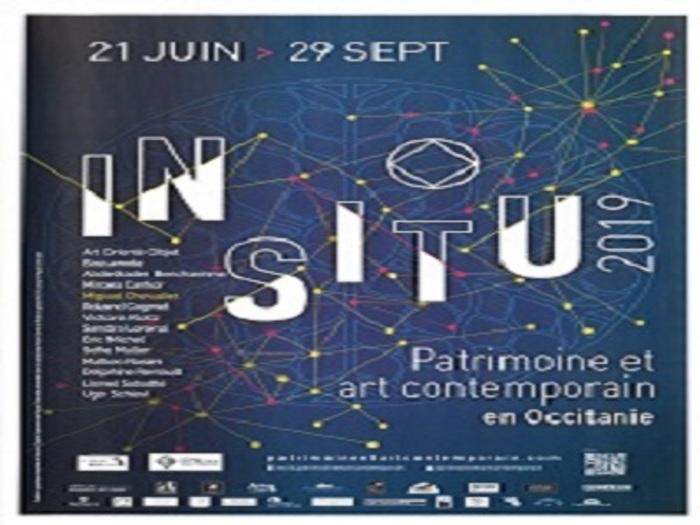 Journées du patrimoine 2019 - Exposition In Situ