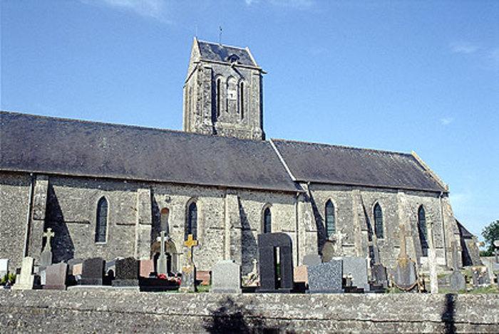 Journées du patrimoine 2019 - Visite guidée de l'église et du village d'Orglandes