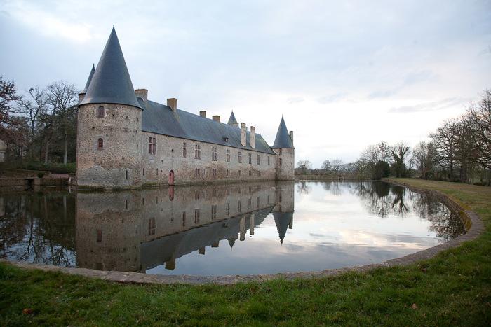 Journées du patrimoine 2020 - Découverte des extérieurs d'un château des XVe et XVIe siècles