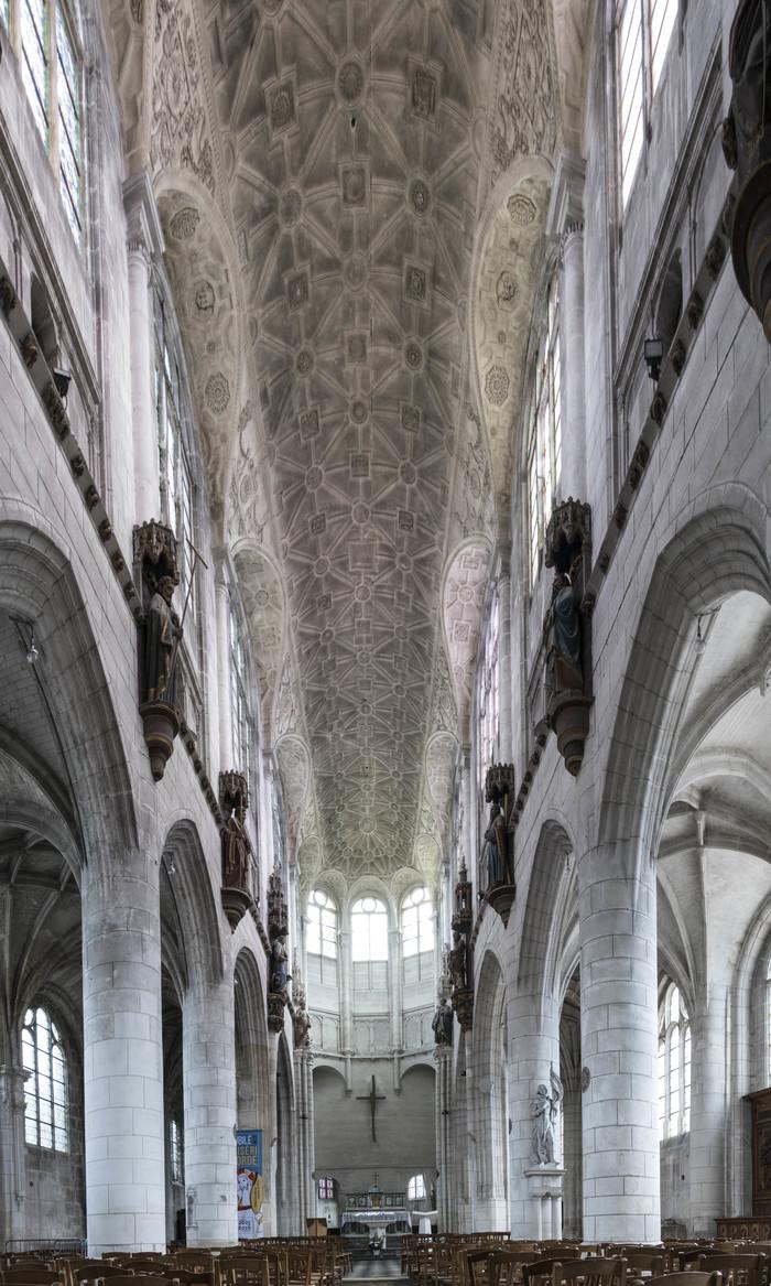 Journées du patrimoine 2020 - Visite de l'église Saint-Jean-Baptiste