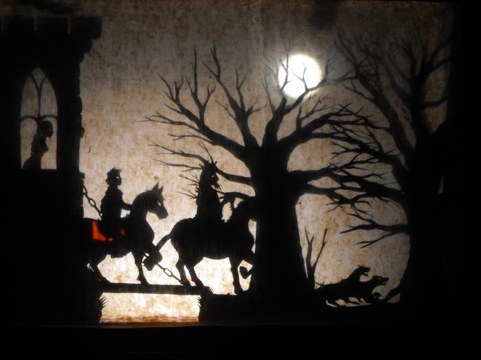 Nuit des musées 2019 -Spectacle de théâtre d'ombres