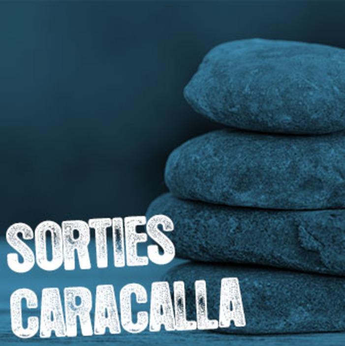 Sortie à Caracalla