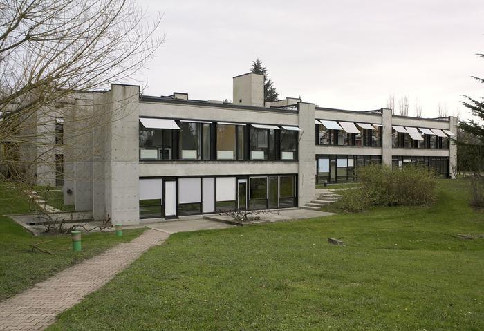 Journées du patrimoine 2019 - Visite guidée du siège de la société Algoé, bâtiment labellisé