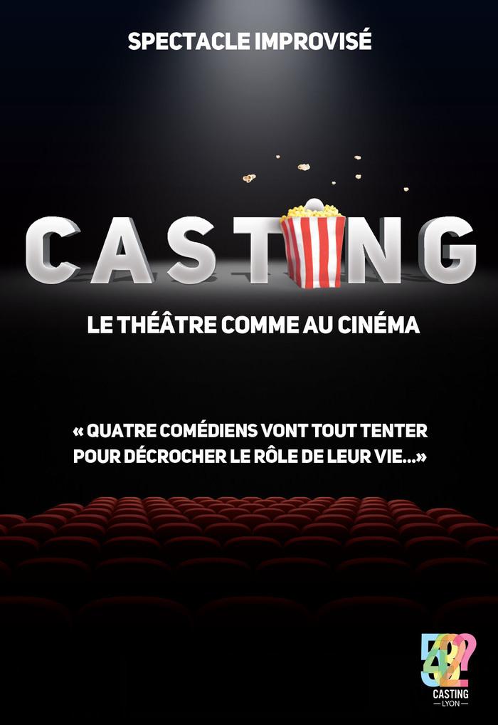 Casting – Spectacle en ligne