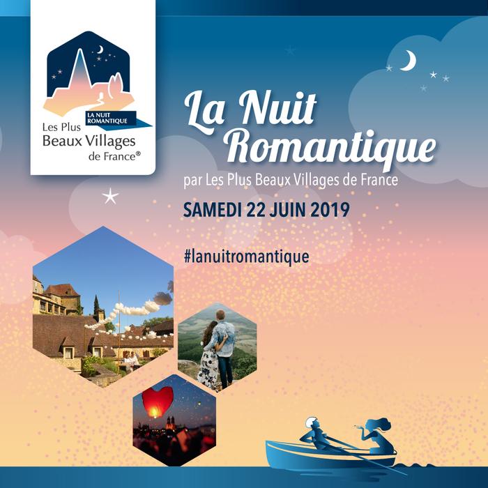 La Nuit Romantique à Estaing