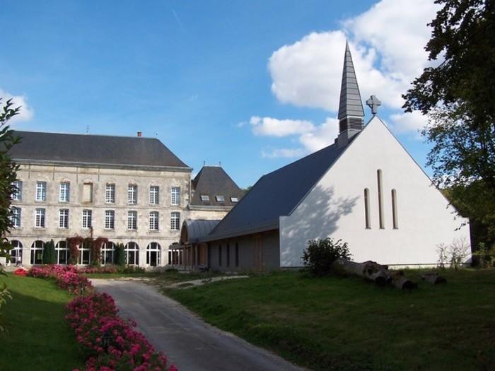 Journées du patrimoine 2020 - Visite guidée de l'abbaye d'Andecy et de sa chapelle bioclimatique