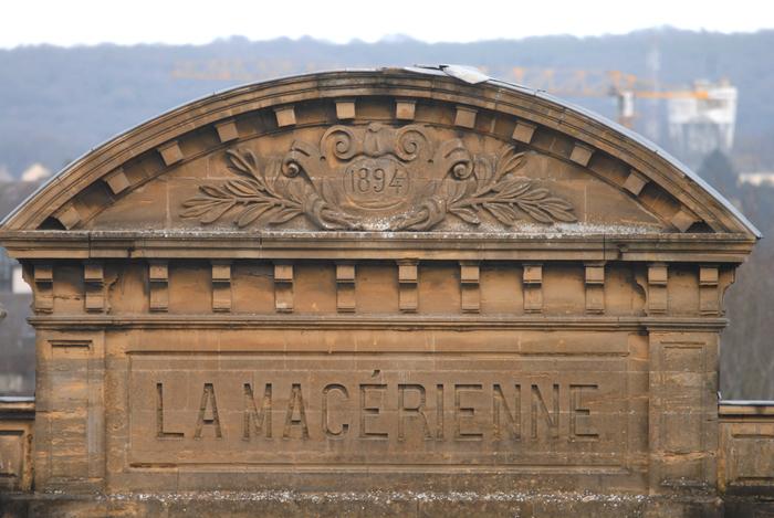 Journées du patrimoine 2019 - Visite guidée de la Macérienne