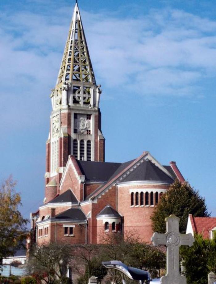 Journées du patrimoine 2020 - L'église Saint-Martin de Fontaine-Notre-Dame
