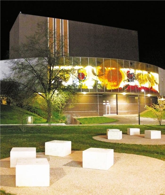 Journées du patrimoine 2019 - Visites commentées au Théâtre Louis Escande (Scène nationale)