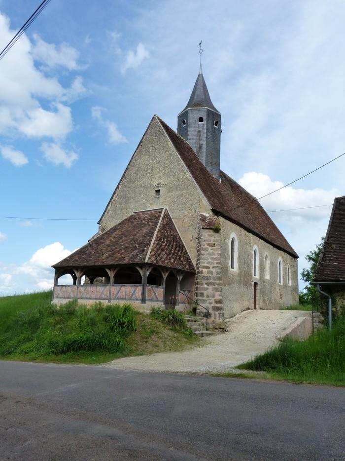Journées du patrimoine 2020 - Visites de l'église de Saint Romain