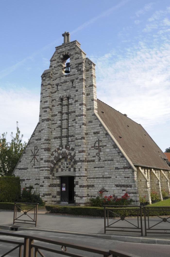 Journées du patrimoine 2019 - Visite de la chapelle du Bon Pasteur