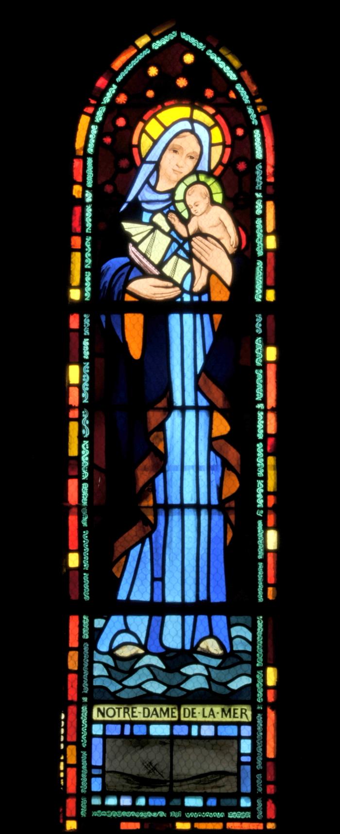 Journées du patrimoine 2019 - Visite guidée de l'église Saint-Vigor