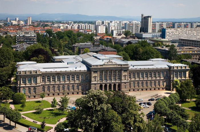 Journées du patrimoine 2019 - Visite guidée du palais universitaire