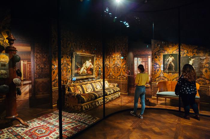 Journées du patrimoine 2020 - Visite libre de la Collection Noureev