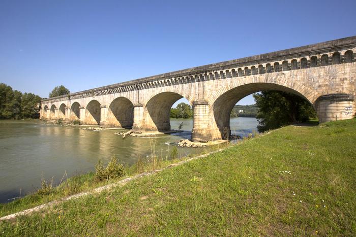 Journées du patrimoine 2019 - Promenades commentées au bord du canal latéral à Agen