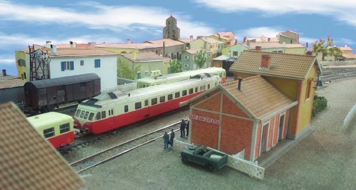 Journées du patrimoine 2020 - Visite libre du réseau ferroviaire HO et du musée