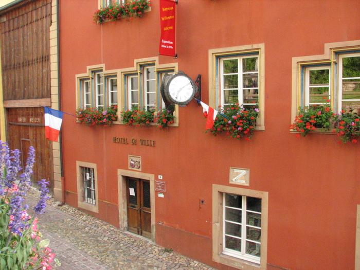 Journées du patrimoine 2019 - Visite guidée de l'Hôtel de ville de Ferrette
