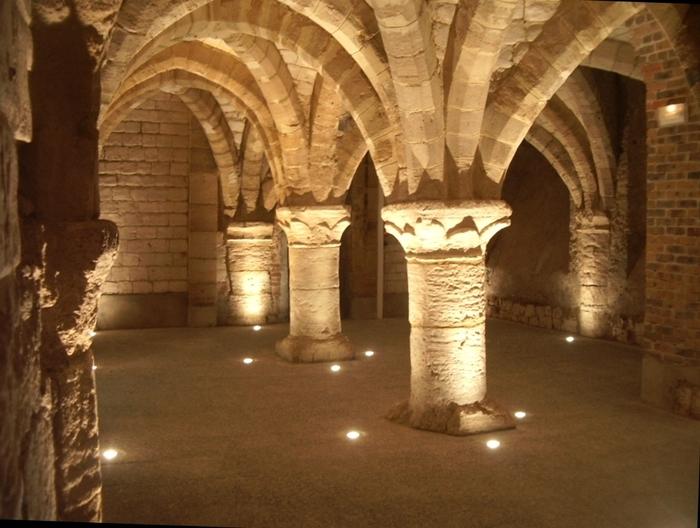 Journées du patrimoine 2019 - Patrimoine en musique aux caves médiévales