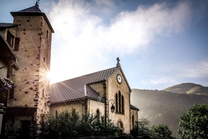 Journées du patrimoine 2020 - Visite guidée de l'église Sainte-Anne (Huez)