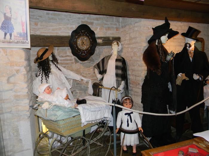 Journées du patrimoine 2019 - Visite du musée de Biesles