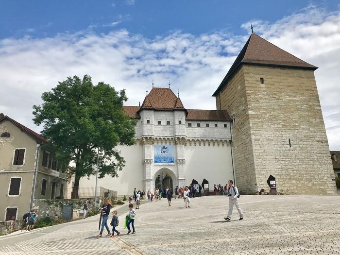 Journées du patrimoine 2020 - Visite libre - Musée-Château d'Annecy
