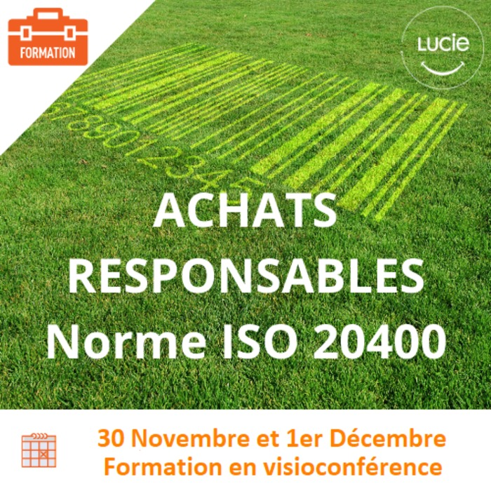 Etablir un plan d'actions Achats  Responsables conforme à l'ISO  20400 et le label RFAR