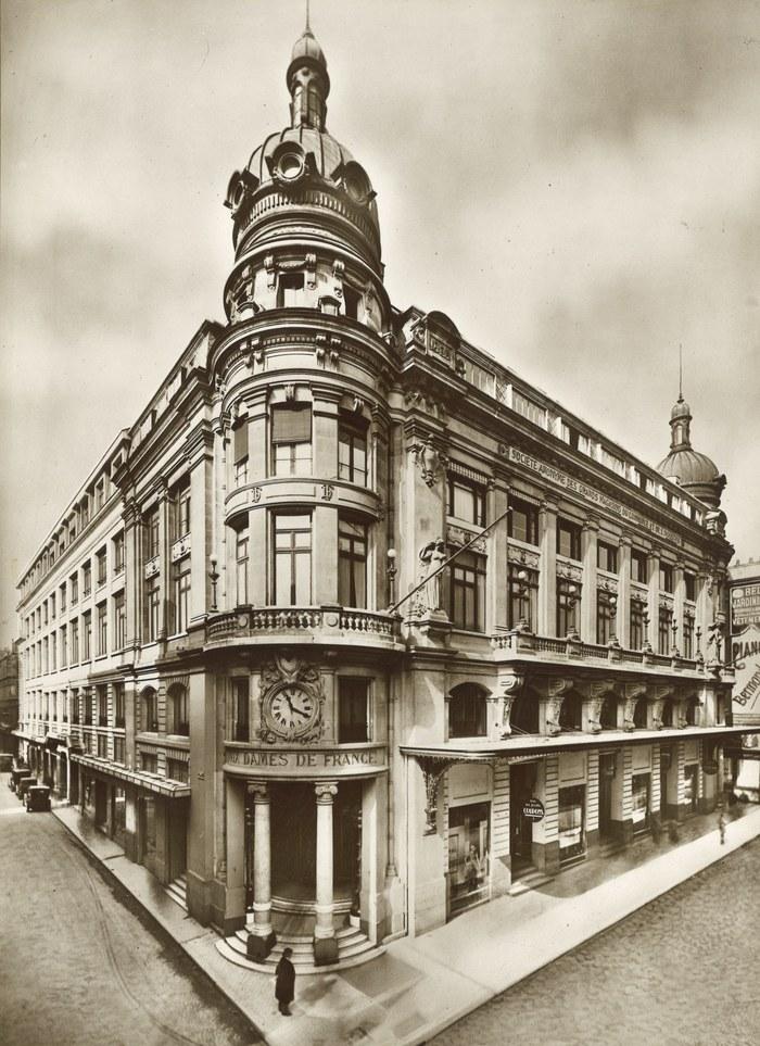 Journées du patrimoine 2020 - Annulé | À la découverte du patrimoine architectural des Galeries Lafayette de Bordeaux