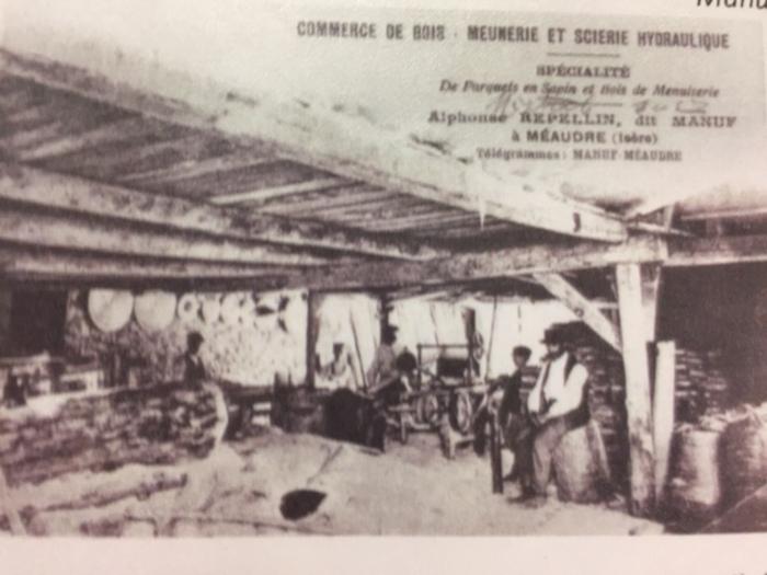 Journées du patrimoine 2019 - Exposition sur les moulins de Méaudre autrefois
