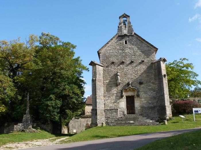 Journées du patrimoine 2019 - Chapelle de Lenoux