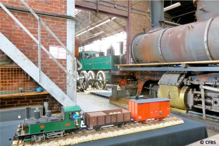 Journées du patrimoine 2020 - Visite Guidée du dépôt à l'Atelier des Locomotives