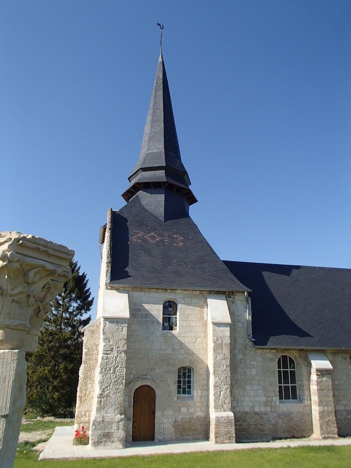 Journées du patrimoine 2020 - Visite de l'Eglise de Dreuil