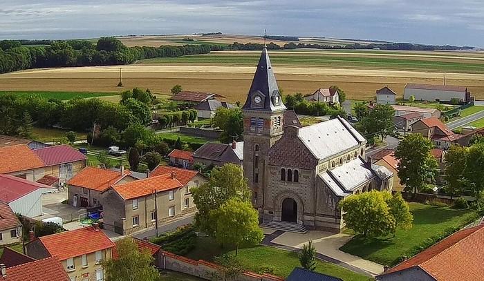 Journées du patrimoine 2020 - Visite guidée de l'église Sainte-Marie-Madeleine de Heutrégiville