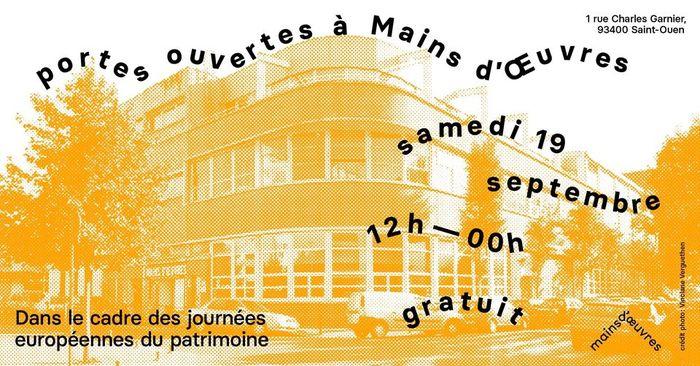 Journées du patrimoine 2020 - Portes ouvertes ◌ Ateliers et démonstrations