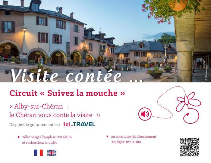 Journées du patrimoine 2019 - Circuit touristique « Suivez la mouche »