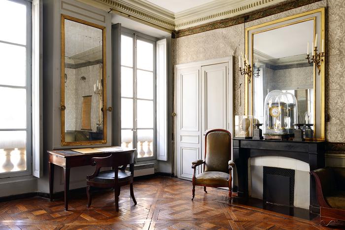 Journées du patrimoine 2019 - Visite libre de l'Appartement d'Auguste Comte