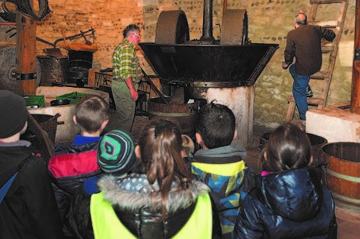 Journées du patrimoine 2019 - Visite guidée du moulin