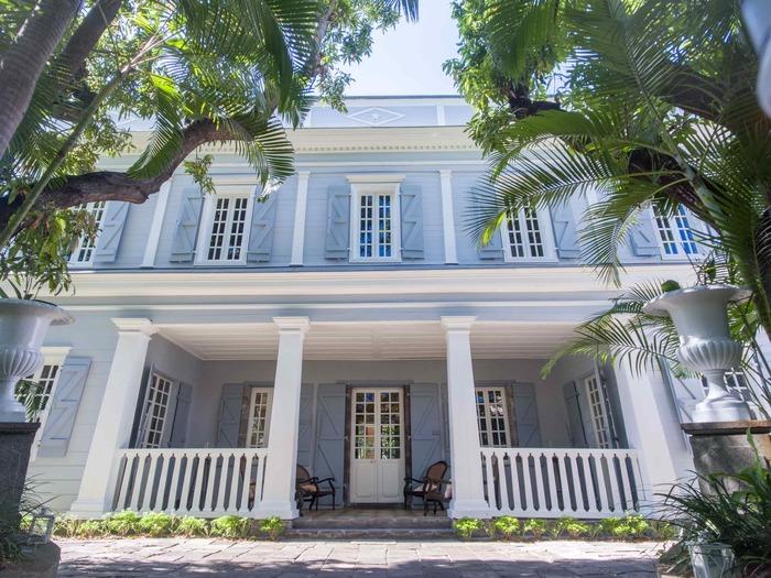 Journées du patrimoine 2019 - Villa Rivière - Visite d'une demeure créole