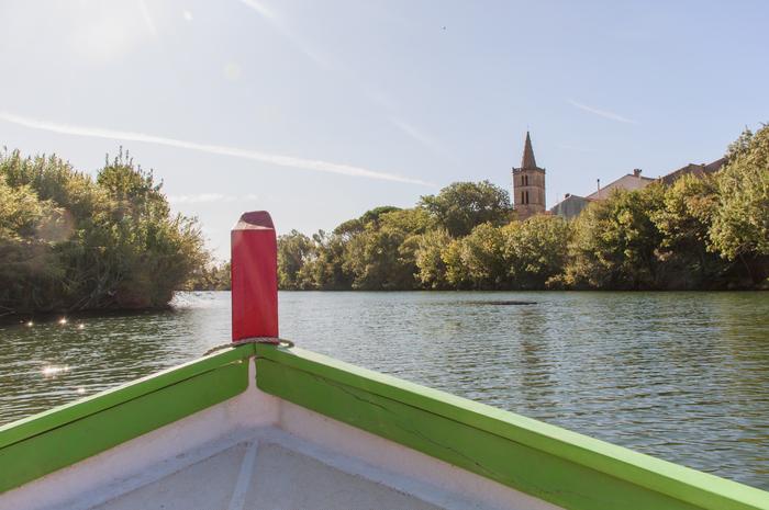 Journées du patrimoine 2020 - Remontée de l'Orb en bateau et visite de Sérignan