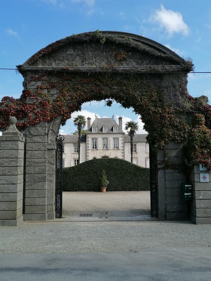 Journées du patrimoine 2020 - Visite commentée du parc du Montmarin