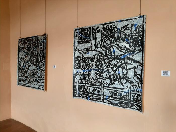 Journées du patrimoine 2020 - Exposition de peintures