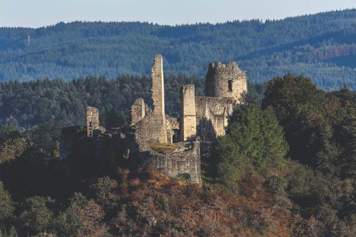 Journées du patrimoine 2019 - Portes ouvertes au château