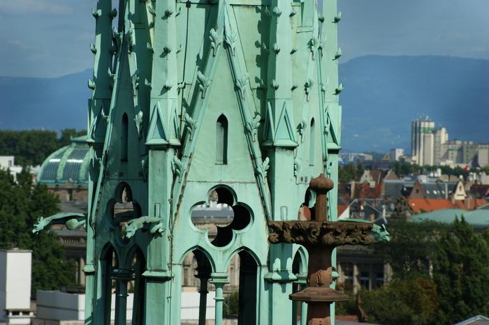 Journées du patrimoine 2020 - La ville de Strasbourg et la collégiale Saint-Pierre-le-Jeune