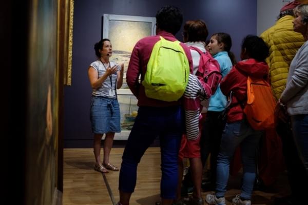 Nuit des musées 2019 -Impromptus