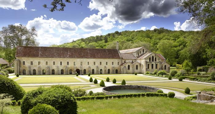 Journées du patrimoine 2020 - Visite libre de l'abbaye de Fontenay