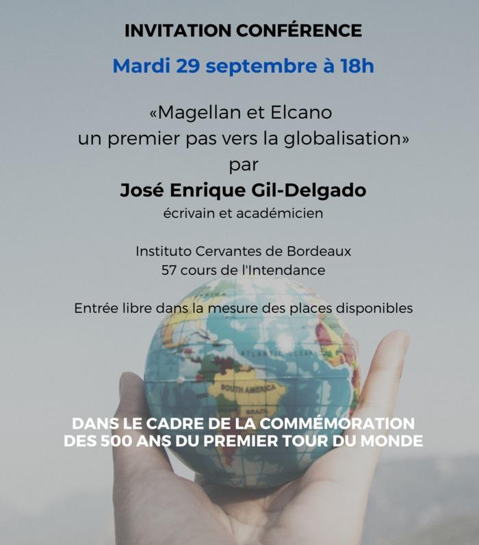 Magellan et Elcano, un premier pas vers la globalisation