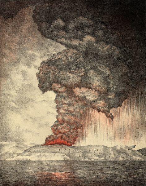 Comment les explosions volcaniques dites cataclysmiques à méga-colossales ont-elles influencé le climat et les sociétés humaines? À quelles échelles de temps et d'espace?